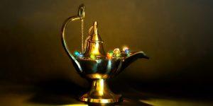 lenda do preço da lamparina